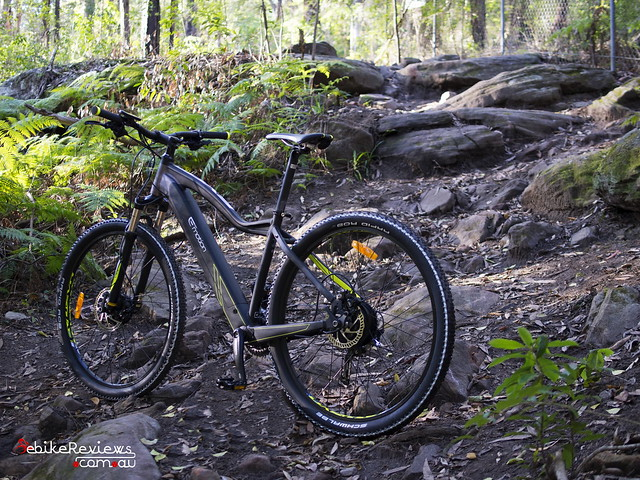 "BH Emotion Evo Snow • <a style=""font-size:0.8em;"" href=""https://www.flickr.com/photos/ebikereviews/21188632334/"" target=""_blank"">View on Flickr</a>"