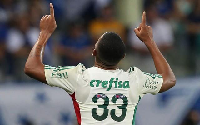Ap�s trocas, Cuca agora v� Gabriel Jesus como titular no Palmeiras