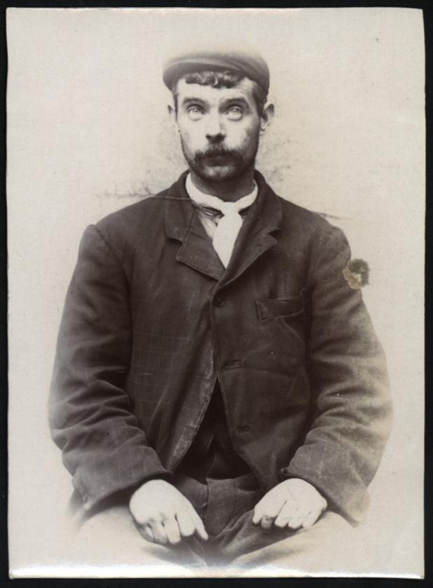 Thomas Melia, arrested for mugging a Norwegian seaman