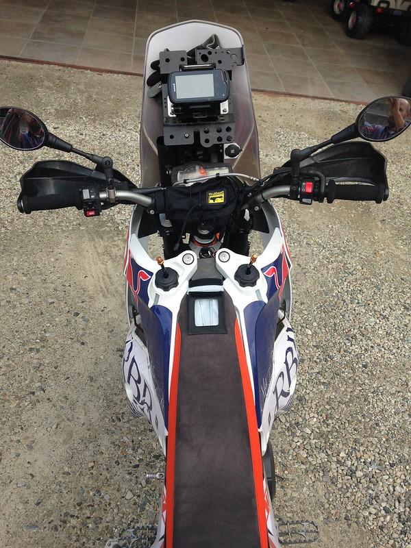 KTM 690 Rally