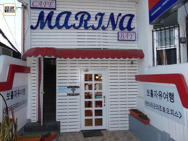 Marina Bay Cafe 1