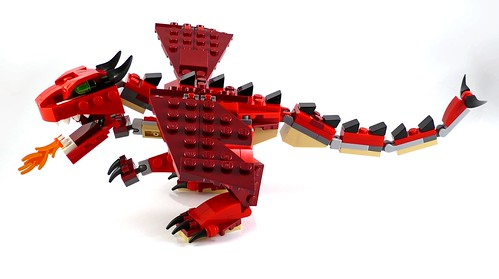 LEGO Creator 31032 Red Creatures 05