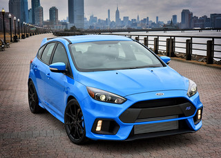 2016 Ford Focus RS - US