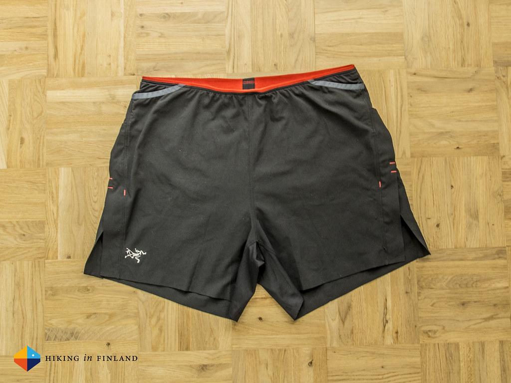 Arc'teryx Soleus Shorts