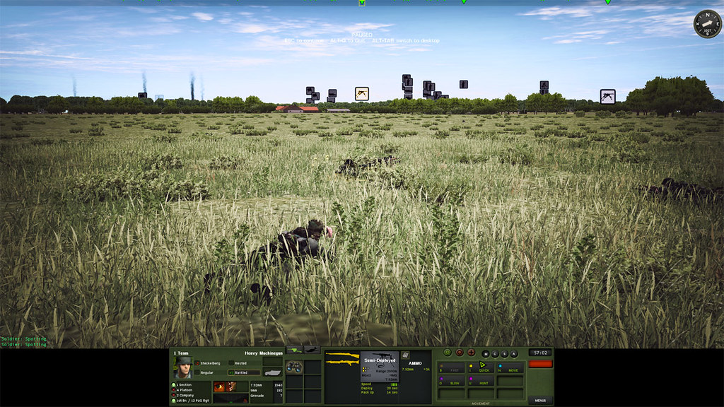 4_Combat_Mission_Red_Thunder_War_Movie_ADVANCED_mode