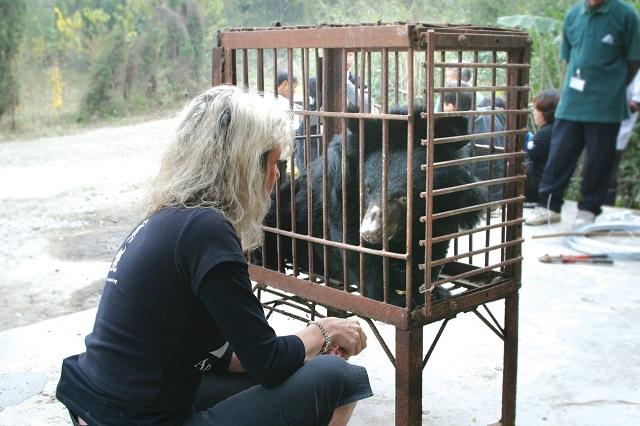 Animals Asia-Gründerin Jill ...