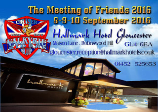 address meeting of friends 2016 Hallmark Hotel