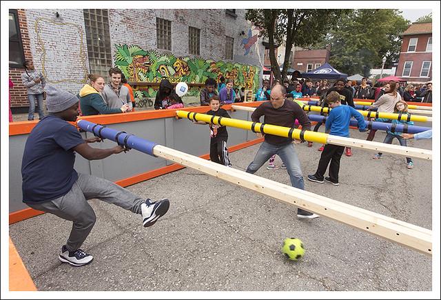 Human Fussball 4