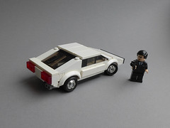 Lotus Esprit S1 - James Bond 007 Movie Car