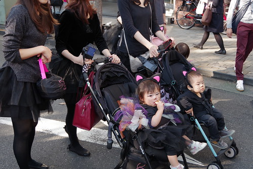 Cat's Halloween Parade in Kagurazaka 2015 32