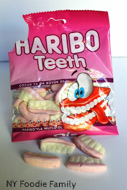 Haribo Gummy Teeth