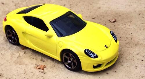 Matchbox 2015 - Porsche Cayman