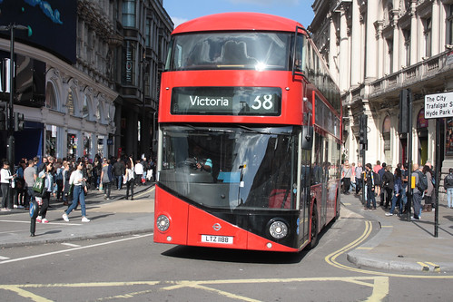 Arriva London North LT188 LTZ1188