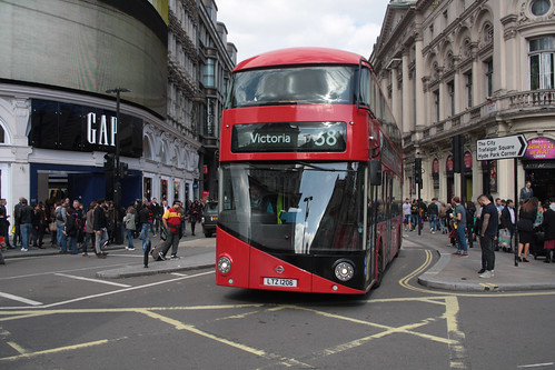 Arriva London North LT206 LTZ1206