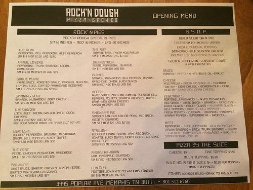 Rock n Dough