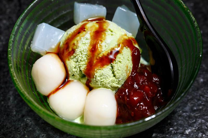 Macha-Ice-Cream-Shiratama-Anmitsu