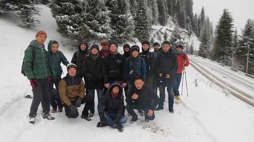Hike along the gorge Gorelnik (19)