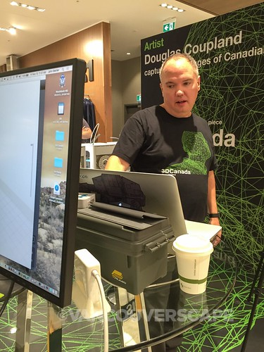 3D Douglas Coupland at Simons Vancouver-4