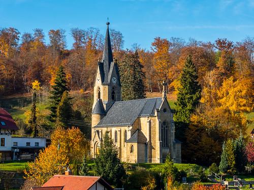 Kirche Tautenburg