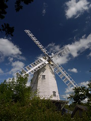 Dial Post and Belloc's Mill