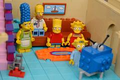 Lego Simpson's House, Set 71006
