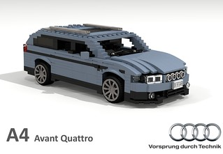 Audi A4 Quattro Avant (B6/PL46 - 2001)