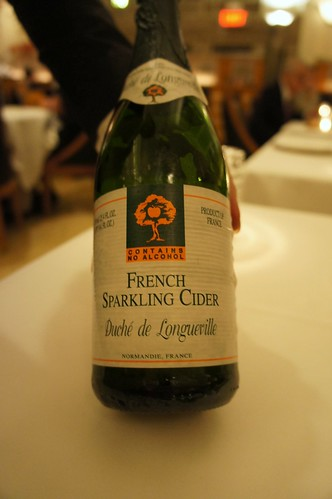 French Sparkling Cider (Non-Alcoholic)
