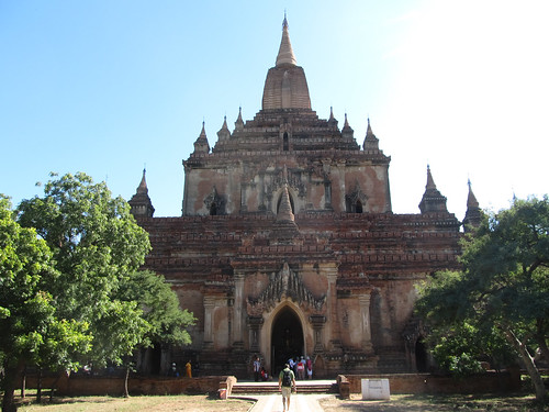 Bagan: le temple Sulamani Patho