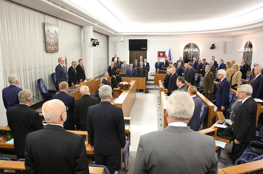 2. Posiedzenie Senatu RP