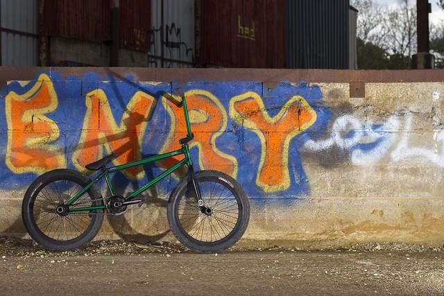 BMX Set Up