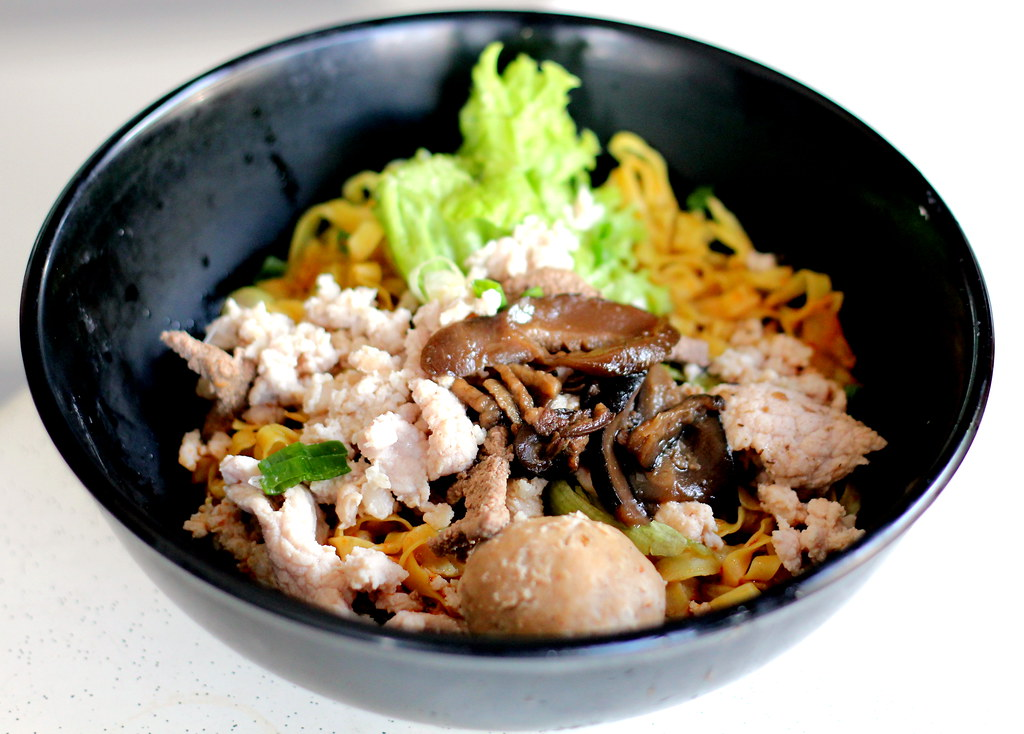 Ultimate Upper Thomson Food Guide: meng kitchen bak chor mee