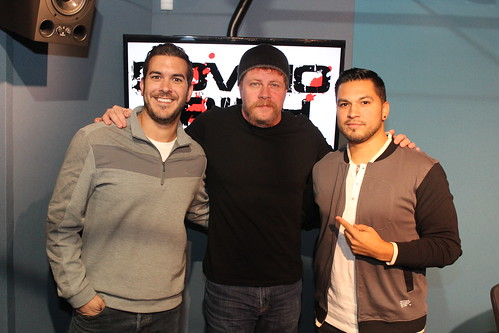 Michael Cudlitz on the Covino & Rich Show