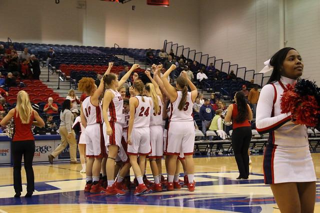 Women's Basketball vs. University of Illinois Springfield