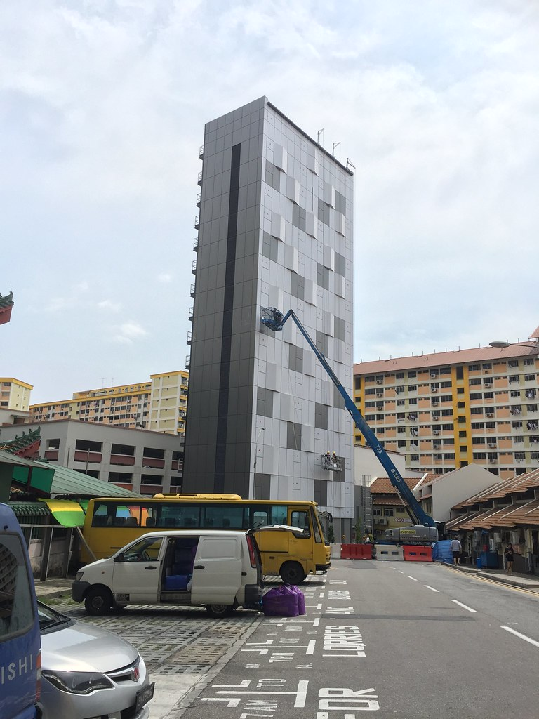 Mechanised Parking Systems For Hdb Estates Page 2 Skyscrapercity