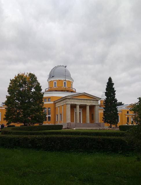 Pulkovo, St Petersburg | Пулковские высоты