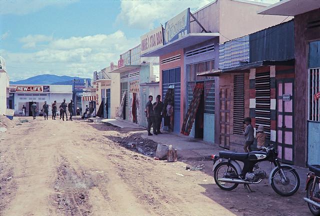 An Khe 'Sin City' 1967