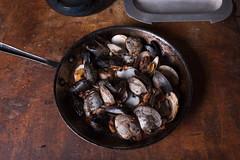 Shellfish Ready to Eat