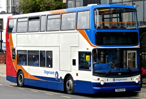 YN04 KGP 'Stagecoach Yorkshire' No. 18126 Transbus Trident / Alexander ALX 400 on Dennis Basford's 'railsroadsrunways.blogspot.co.uk'