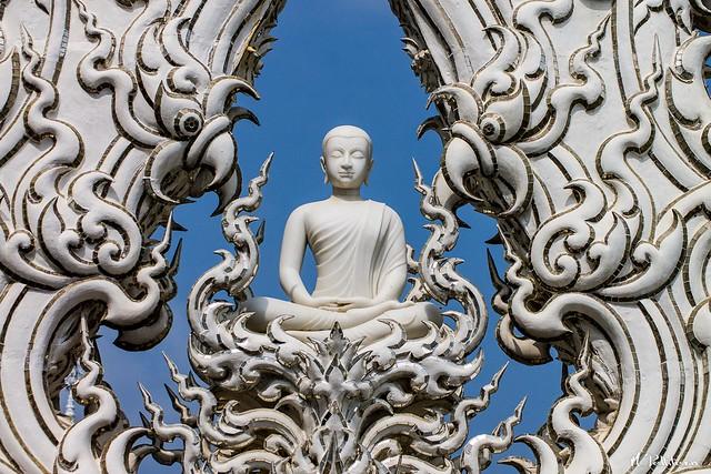 Buddha Blanco