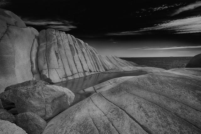 Rocks @ Northseacoast, Fujifilm X-E1, XF14mmF2.8 R