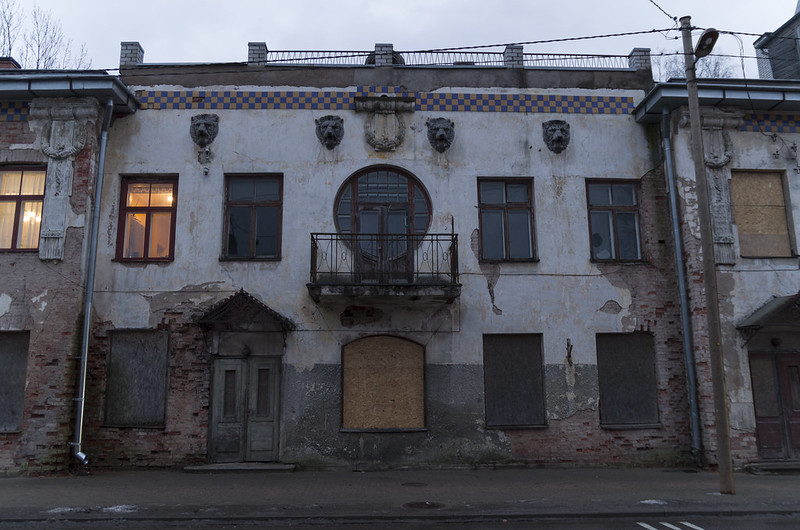 Julius Kuperjanovi tänav 12, 03.01.2015.