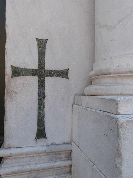 croix sur san michele