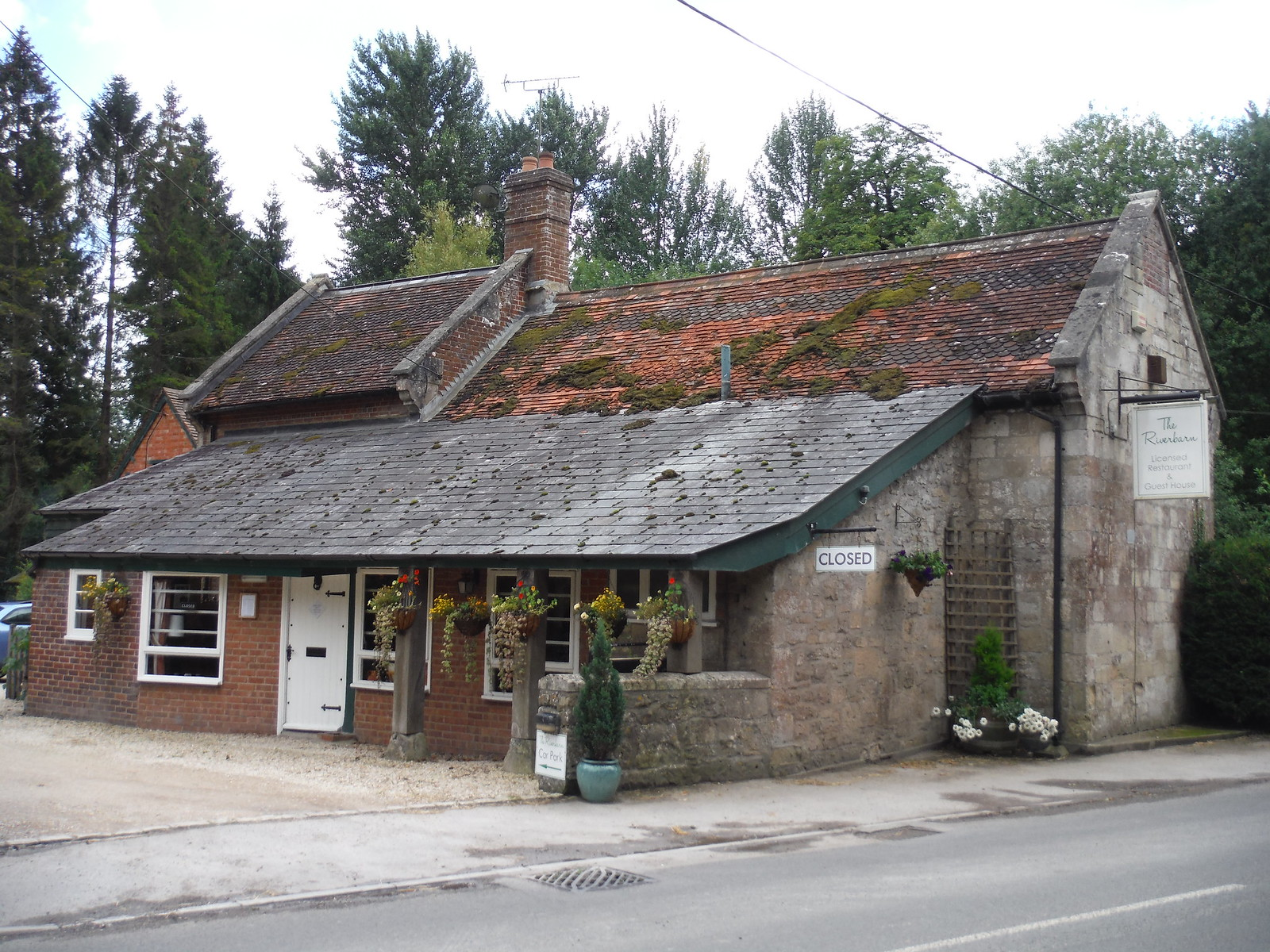 The Riverbarn, Fonthill Bishop SWC Walk 248 Tisbury Circular via Hindon