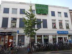 Squat social centre in Utrecht, NL