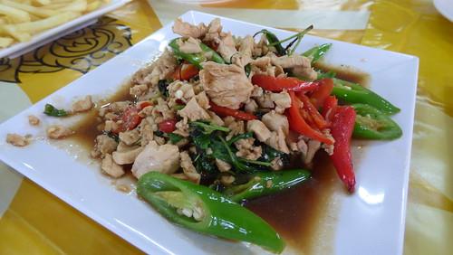 Koh Samui Mitt Restaurant
