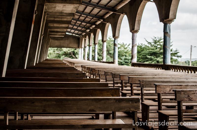 iglesia de Dassa