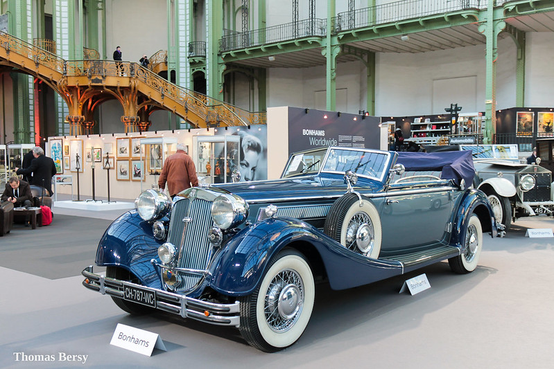 [75][04 au 08/02/2015] 40ème Salon Retromobile - Page 17 20608388873_17eef1d369_c