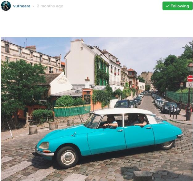 lugares desconhecidos em paris
