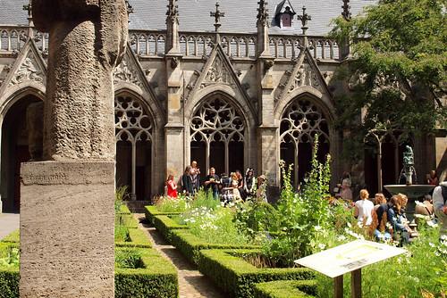 Domtower Garden