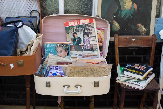 paraphernalia Margate antiques retro and vintage
